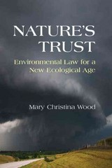 Nature's Trust 1st Edition 9780521144117 0521144116