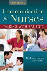 Communication for Nurses 3rd Edition 9781449691776 1449691773