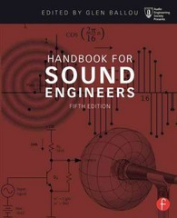 Handbook for Sound Engineers 5th Edition 9781135016661 1135016666