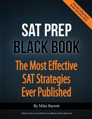 Sat Prep Black Book 1st Edition 9780615780849 0615780849