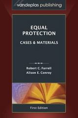 Equal Protection 1st Edition 9781600421891 160042189X