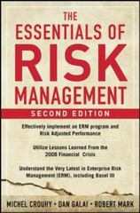 The Essentials of Risk Management, Second Edition 2nd Edition 9780071821155 0071821155