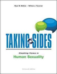 Taking Sides: Clashing Views in Human Sexuality 13th Edition 9780078139581 0078139589