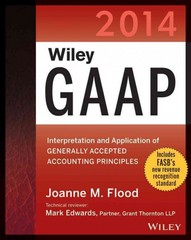 Wiley GAAP 2014 12th Edition 9781118734322 1118734327