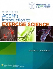 ACSM's Introduction to Exercise Science 2nd Edition 9781451176728 1451176724