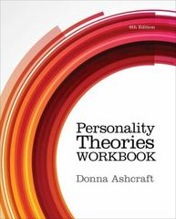 Personality Theories Workbook 6th Edition 9781285766652 1285766652