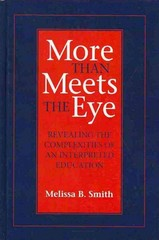 More Than Meets the Eye 1st Edition 9781563685798 1563685795