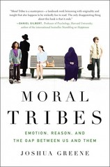 Moral Tribes 1st Edition 9781594202605 1594202605