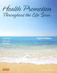 Health Promotion Throughout the Life Span 8th Edition 9780323091411 0323091415
