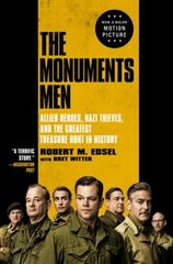 The Monuments Men 1st Edition 9780316240055 0316240052