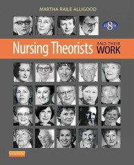 Nursing Theorists and Their Work 8th Edition 9780323091947 0323091946