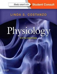 Physiology 5th Edition 9781455708475 145570847X