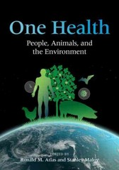 One Health 1st Edition 9781555818425 1555818420