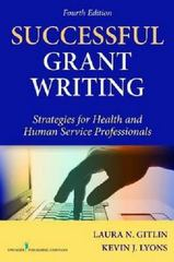 Successful Grant Writing, 4th Edition 4th Edition 9780826101037 0826101038