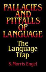 Fallacies and Pitfalls of Language 0 9780486282749 0486282740