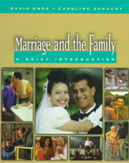 Marriage and the Family 1st edition 9780534552879 0534552870