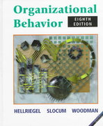 Organizational Behavior 8th Edition 9780538880244 0538880244