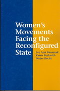 Women's Movements Facing the Reconfigured State 0 9780521012195 0521012198