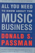 All You Need to Know about the Music Business 21st Edition 9780684870649 0684870649
