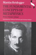 The Fundamental Concepts of Metaphysics 0 9780253214294 0253214297