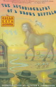 Autobiography of a Brown Buffalo 1st Edition 9780679722137 0679722130