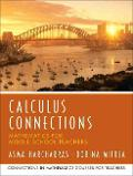 Calculus Connections Mathematics for Middle School Teachers