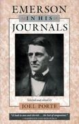 Emerson in His Journals 0 9780674248625 0674248627