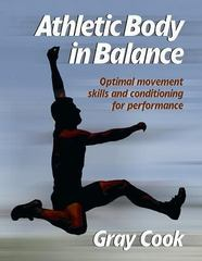 Athletic Body in Balance 1st Edition 9780736042284 0736042288