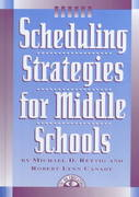 Scheduling Strategies for Middle Schools 0 9781883001674 1883001676