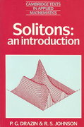Solitons 2nd edition 9780521336550 0521336554