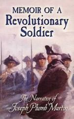 Memoir of a Revolutionary Soldier 1st Edition 9780486451466 0486451461