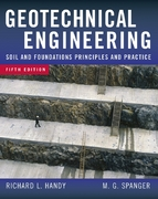 Geotechnical Engineering 5th edition 9780071481205 0071481206