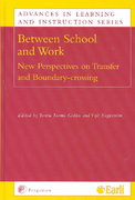 Between School and Work 1st edition 9780080442969 008044296X