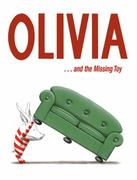 Olivia . . . and the Missing Toy 0 9780689852916 0689852916