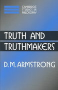 Truth and Truthmakers 0 9780521547239 0521547237
