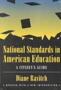 National Standards in American Education 0 9780815773511 081577351X