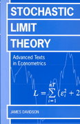 Stochastic Limit Theory 0 9780198774037 0198774036
