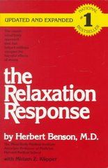 The Relaxation Response 1st Edition 9780380815951 0380815958