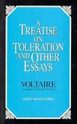 A Treatise on Toleration and Other Essays 1st Edition 9780879758813 0879758813
