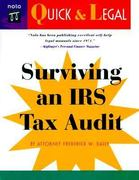 Surviving an IRS Tax Audit 0 9780873375375 0873375378