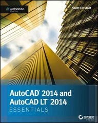 AutoCAD 2014 Essentials 1st Edition 9781118575093 1118575091