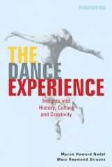 The Dance Experience 3rd Edition 9780871273833 0871273837