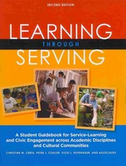 Learning Through Serving 2nd Edition 9781579229900 1579229905
