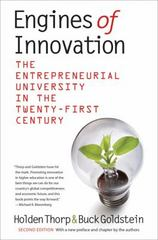 Engines of Innovation 2nd Edition 9781469609843 1469609843