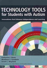 Technology Tools for Students With Autism 1st Edition 9781598575507 1598575503
