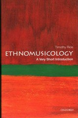 Ethnomusicology: A Very Short Introduction 3rd Edition 9780199794379 0199794375