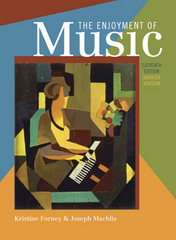 The Enjoyment of Music 11th Edition 9780393140187 0393140180
