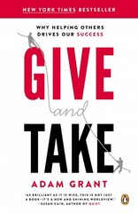 Give and Take 1st Edition 9780143124986 0143124986
