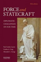 Force and Statecraft 5th Edition 9780195395464 0195395468