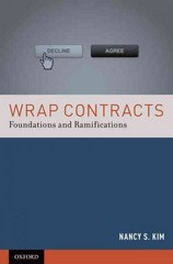 Wrap Contracts 1st Edition 9780199336982 0199336989